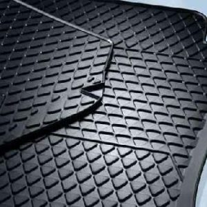 Up! [1S] Front Rubber Floor Mats
