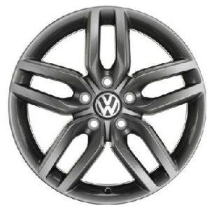 "Helix Alloy Wheel - 17"" Anthracite"