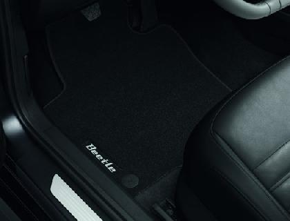 Beetle [5C] Luxury Carpet Mat Set