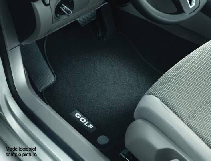 Golf Cab [A6] Luxury Carpet Mat Set