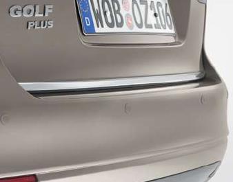 Golf Plus [5M], [52] Rear Chrome Strip