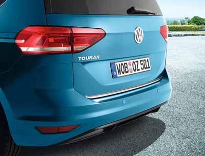 Touran [5TA] Rear Chrome Strip