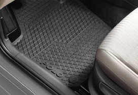 Polo [6R] Front Rubber Mats