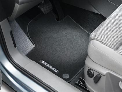 Sharan [7N] Luxury carpet Mats Set