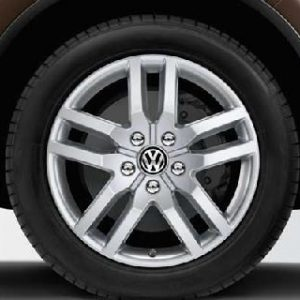 "Diorit Alloy Wheel - 19"" Sterling Silver"