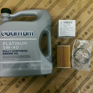 Oil Filter & Platinum Oil