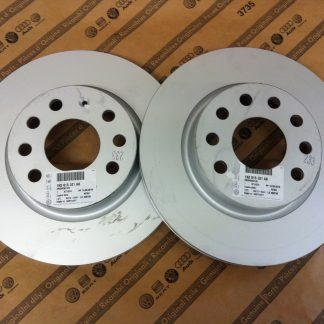 Front Brake Discs - 1K0615301AS