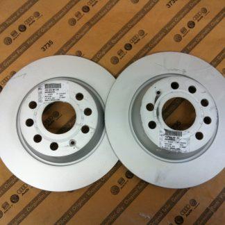 Rear Brake Discs - 5Q0615601G