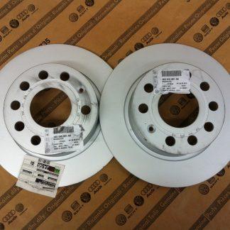 Rear Brake Discs - 5Q0615601F