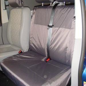 Amarok Rear Seat Cover Set